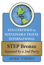 STEP 2nd Party Eco-Certification