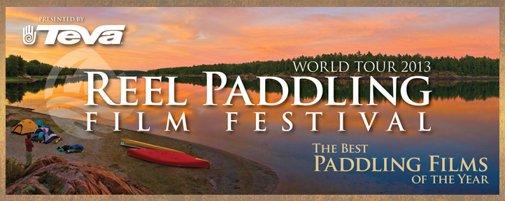 The Teva Reel Paddling Film Fest comes to Hood River on June 28!