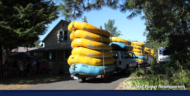 oregon white water rafting