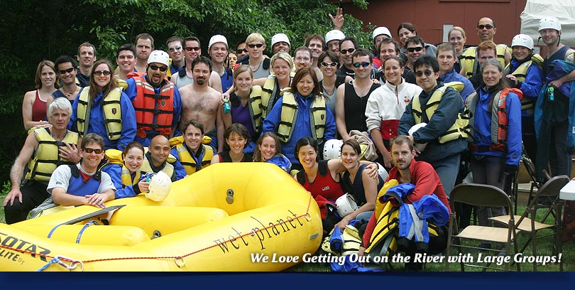 Oregon rafting group trips, group rafting reservations