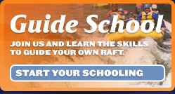 whitewater rafting guide school