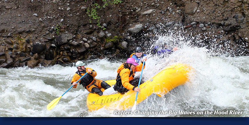 oregon river rafting trips