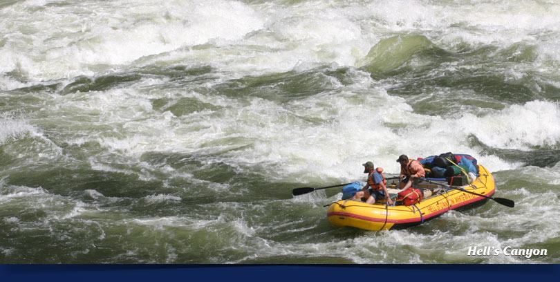 multi day rafting trip, hells canyon rafting