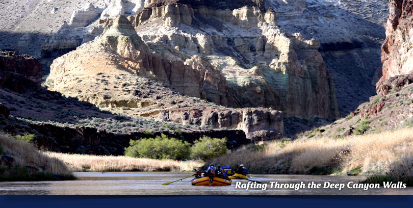 owyhee multi day rafting