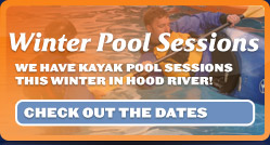 pool, kayaking classes