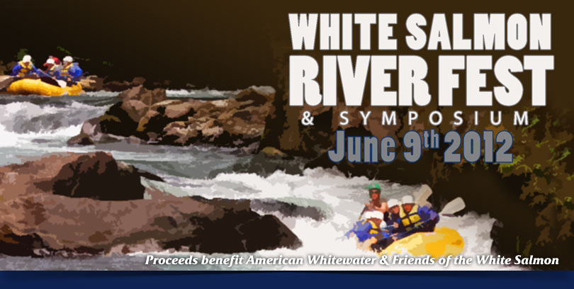 white salmon white water rafting