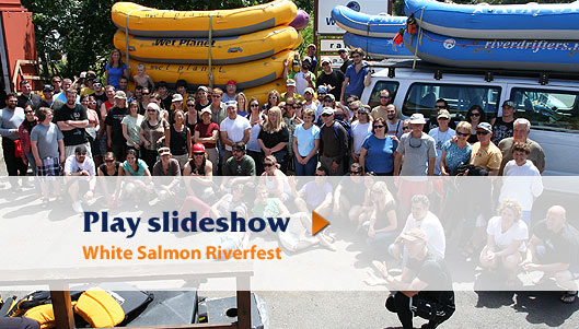 White Salmon Riverfest photos