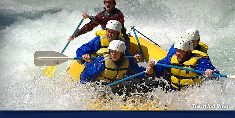 wind river rafting