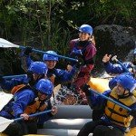 whitewater rafting in washington