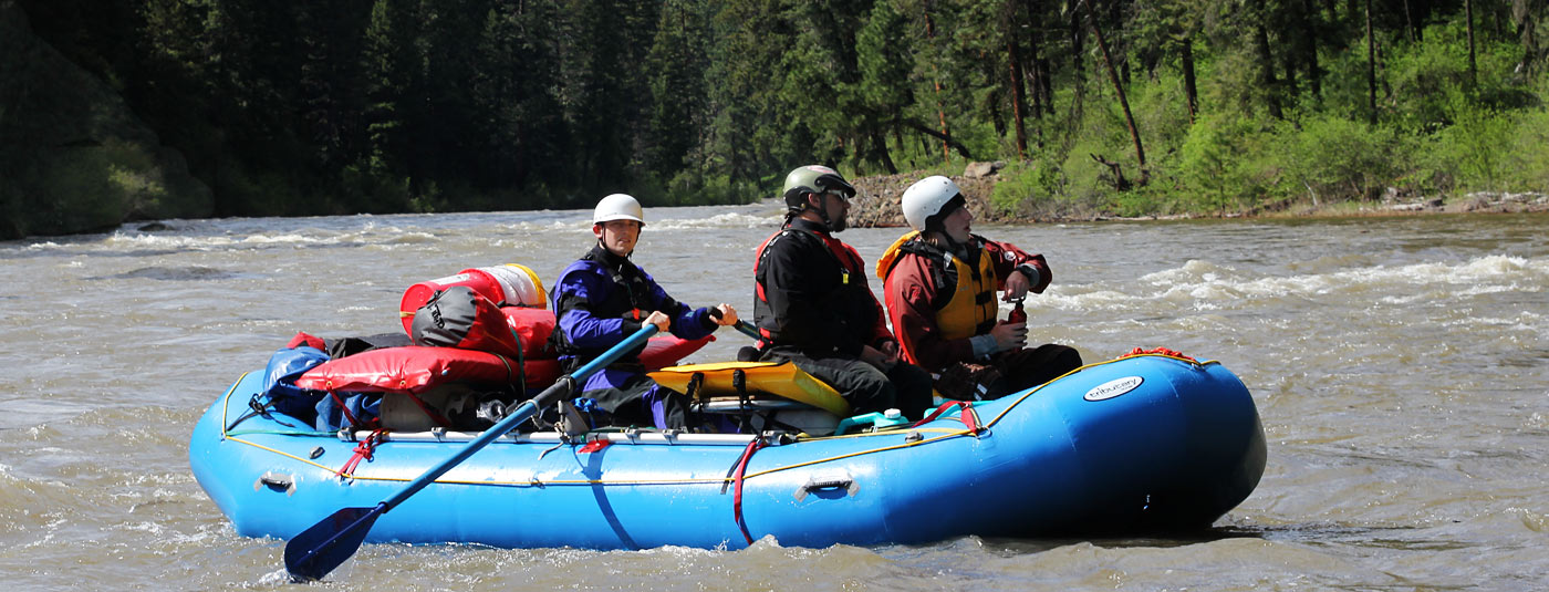 River Guide Training In Washington And Oregon Wet Planet