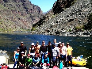 Whitewater Rafting Oregon and Idaho