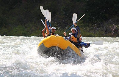 washington whitewater river rafting